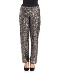 Shirtaporter - Trousers - Lyst