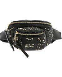 Versace Jeans Couture Belt Bag - Black