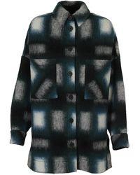 IRO Harvel Short Coat - Green
