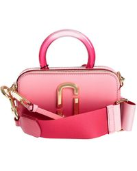 Marc Jacobs Bauletto Snapshot Rosa