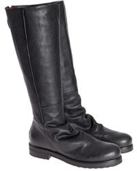 Halmanera - Leather Boots - Lyst