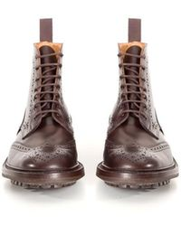 Tricker's - Lace-up Boots - Lyst