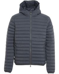 Save The Duck Anthony Puffer Jacket - Blue