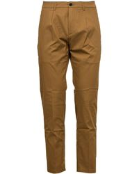 Department 5 Prince Trousers - Natural