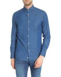 Aspesi Camicia - Blu