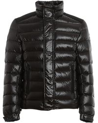 Colmar Quilted Nylon Padded Jacket - Black
