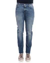 Closed - Cotton Jeans - Lyst