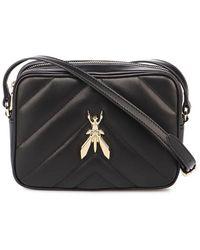 Patrizia Pepe Fly Cross Body Bag - Black