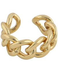FEDERICA TOSI Ring Chain Color Gold - Metallizzato