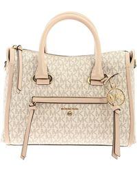 Michael Kors Monogram Bag - Pink
