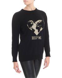 Alberta Ferretti - Help Me Pullover - Lyst