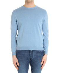 Della Ciana - Light-blue Cotton Shirt - Lyst