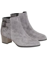 Hogan - H272 Ankle Boots - Lyst
