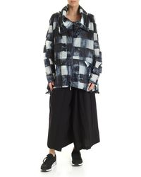 Rundholz Black Label Oversize Jacket - Blue