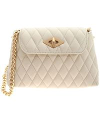 Ballantyne Diamond Micro Bag - White