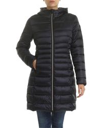 Save The Duck Quilted Down Jacket - Black