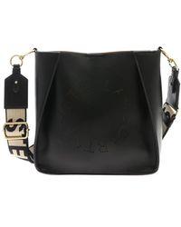 Stella McCartney - Logo Mini Bag - Lyst