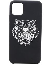 KENZO Black & White Tiger Iphone 11 Pro Max Case