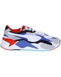 PUMA Sneakers RS-X3 Puzzle - Bianco