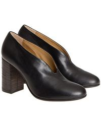 Pomme D'or - Leather Pumps - Lyst