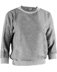 Fabiana Filippi - Lurex Sweater - Lyst