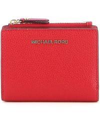 Michael Kors Jet Set Wallet - Red