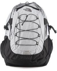 The North Face Borealis Classic Tech Fabric Backpack - Grey