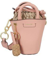 See By Chloé Medium Cecylia Bucket Bag - Pink