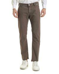 Jacob Cohen 5-pocket Pants - Brown