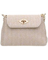 Ballantyne Shoulder Bag - White