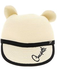 Karl Lagerfeld Choupette Hat - Natural