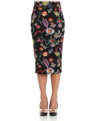 Pinko - Moscone Skirt - Lyst