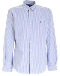 Polo Ralph Lauren Button-down Shirt - White
