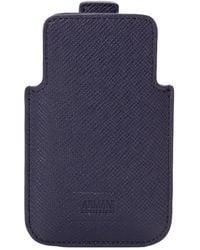 Armani - I-phone Case - Lyst