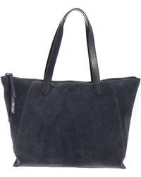 Hogan - Blue Shopping Bag - Lyst
