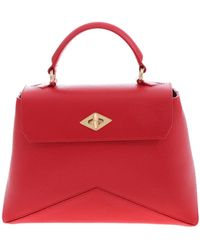 Ballantyne Diamond Small Bag - Red