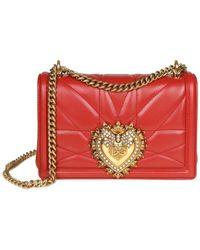 Dolce & Gabbana - Borsa Devotion Media - Lyst