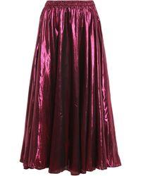 Mes Demoiselles Luxor Skirt - Red