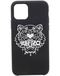 KENZO Cover Tiger Per I Phone 11 Pro Max Nera - Nero