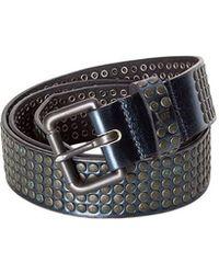 HTC Leather Belt - Multicolor