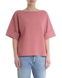 Stella McCartney T-Shirt Rosa Antico