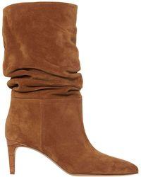Paris Texas - Slouchy Boots - Lyst
