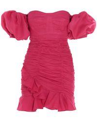 Isabel Marant Jasmine Dress - Pink