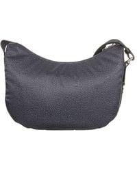 Borbonese Luna Small Bag - Black