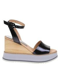 Paloma Barceló Gisele Sandals - Black