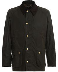 Barbour Giacca Ashby Verde