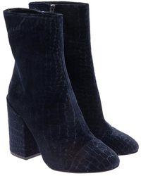 Ash - Flora Ankle Boots - Lyst