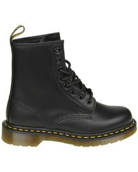 Dr. Martens - 1460 Smooth Ankle Boots - Lyst