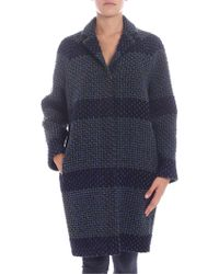 Gianluca Capannolo - Knitted Coat - Lyst