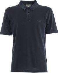 Woolrich Mackinack Polo Shirt - Blue
